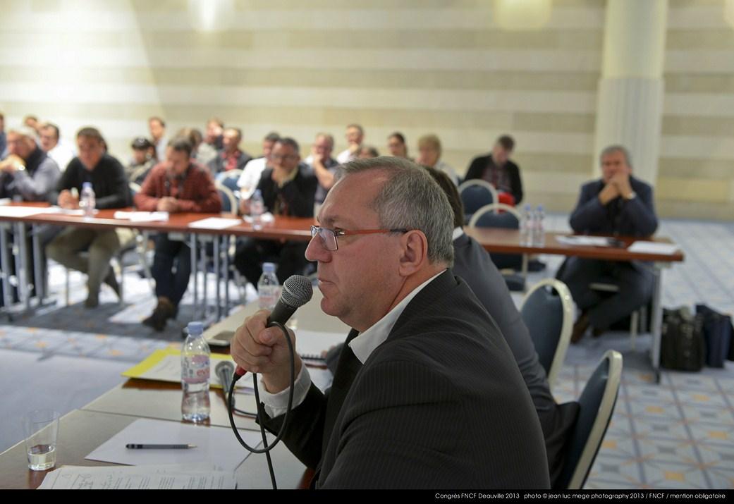 <strong>Francis Fourneau, Président de la Commission de branche de la petite exploitation</strong><br/>