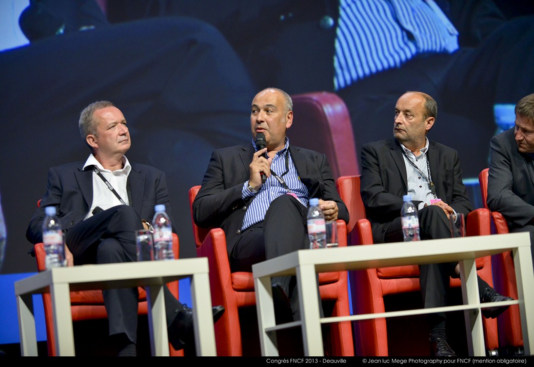 <strong>Pascal Gervais, Patrick Muller et Pierre-Franck Neveu</strong><br/>