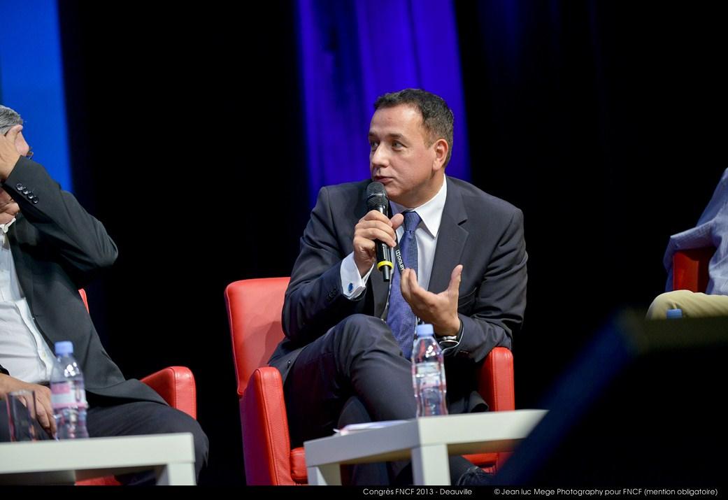 <strong>Emmanuel Ethis, Président de l'Université d'Avignon et des Pays de Vaucluse</strong><br/>