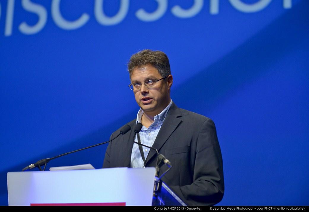 <strong>Frédéric Dubourgnoux, Commission de branche de la moyenne exploitation</strong>