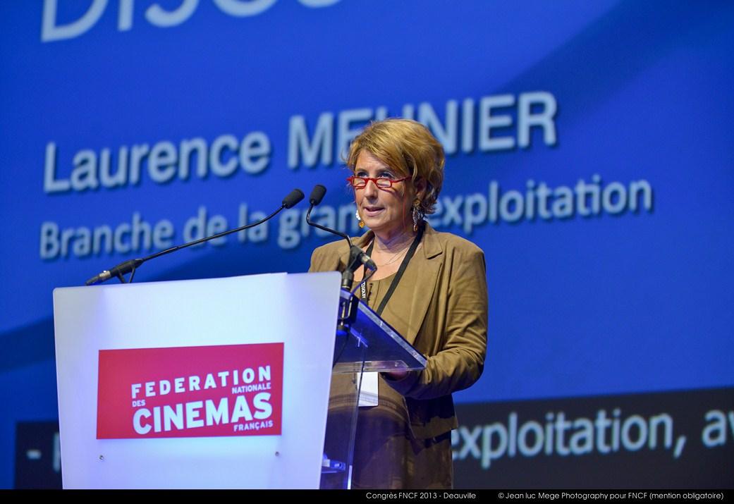 <strong>Laurence Meunier, Rapporteur de la Commission de branche de la grand exploitation</strong><br/>