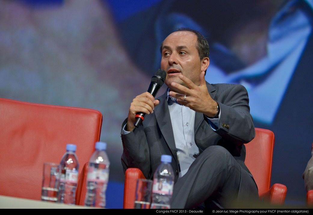 <strong>Yves Sutter, Président de la Commission de branche de la grande exploitation</strong><br/>