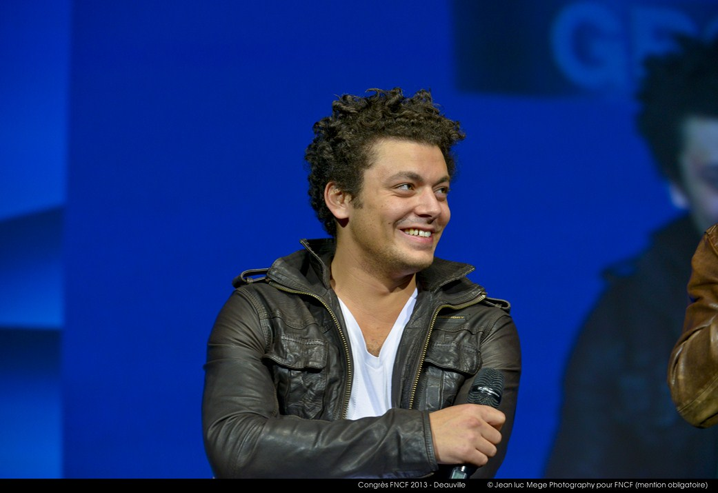 <strong>Kev Adams</strong><br/>