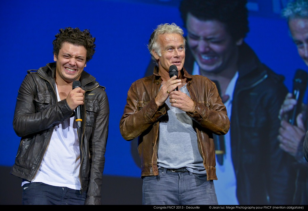 <strong>Kev Adams et Franck Dubosc</strong><br/>