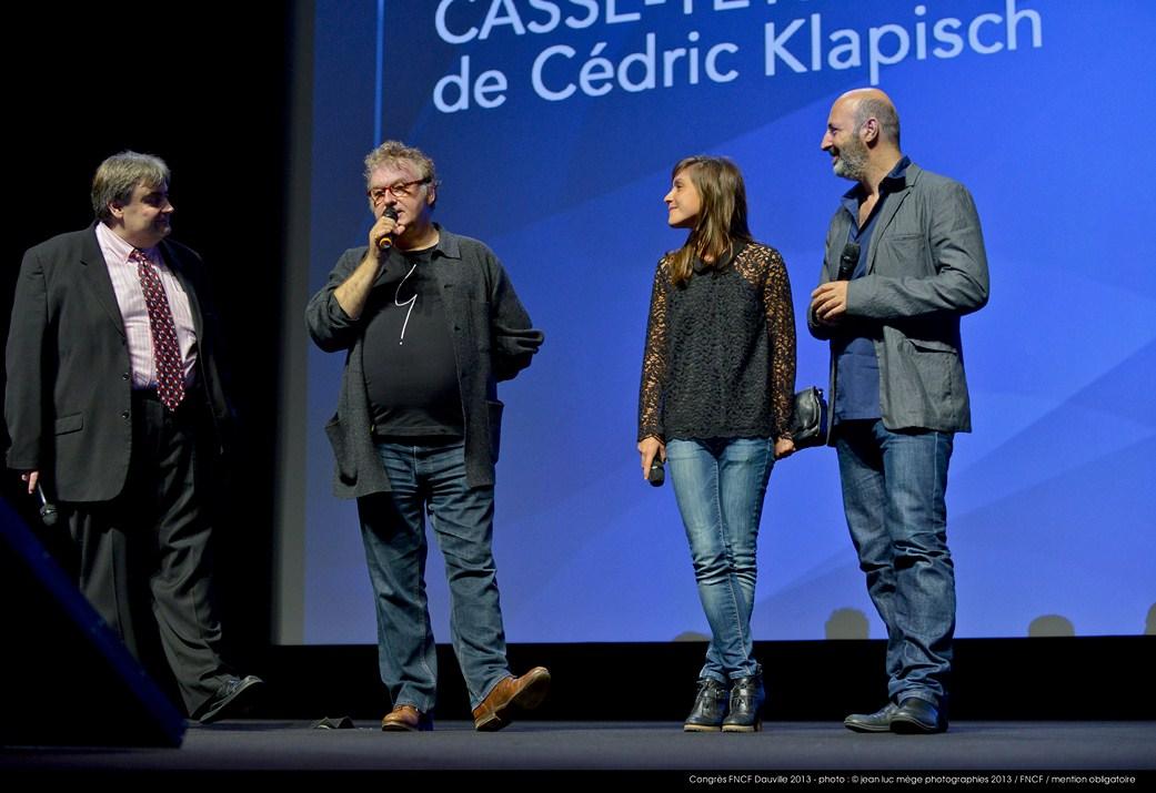 <strong>Avant-première de 'Casse-tête chinois' de Cédric Klapisch</strong><br/>