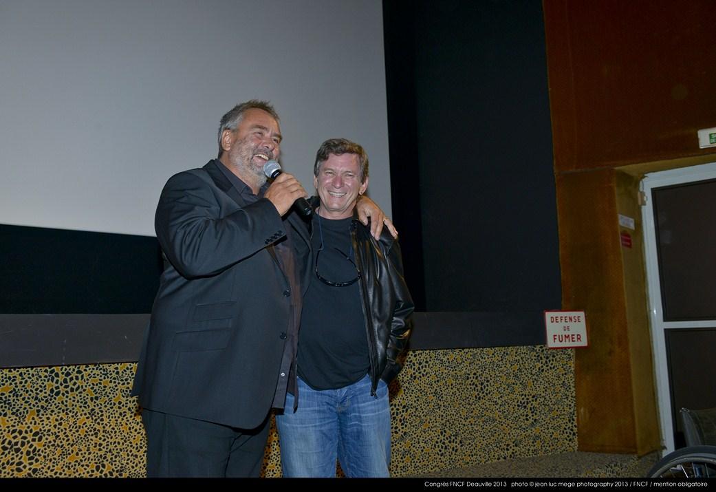 <strong>Avant-première de 'Malavita' de Luc Besson</strong><br/>
